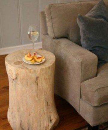 tavolino-tronco